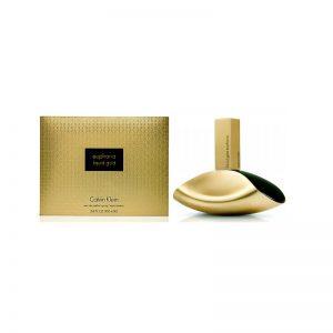 Calvin Klein «Liquid Gold Euphoria» 100 ml