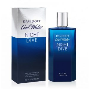 Davidoff «Cool Water Night DIve» 125 ml