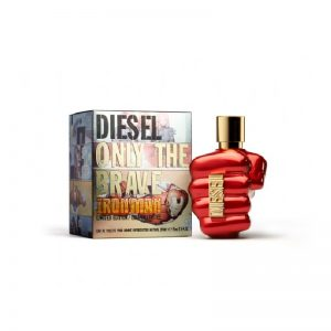 Diesel «Only The Brave Iron Man Limited Edition» 75 ml