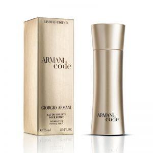 Giorgio Armani «Armani Code Golden Edition» 100 ml