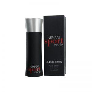 Giorgio Armani «Armani Code Sport» 125 ml