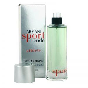 Giorgio Armani «Code Sport Athlete» 125 ml