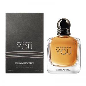 Giorgio Armani «Emporio Armani Stronger With You» 100 ml
