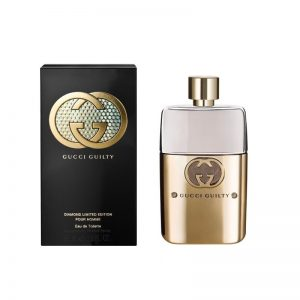 Gucci «Guilty Pour Homme Diamond» 90 ml