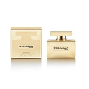 D&G «The One Gold Limited Edition » 75 ml