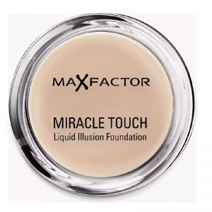 Max Factor «Miracle Touch Liquid Illusion Foundation» тональный крем