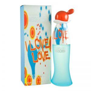 Moschino «I Love Love» 50 ml