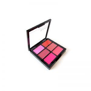NYX «Pro lip cream palette»