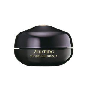 future solution lx shiseido eye and lip contour