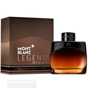 Legend Night Montblanc 100 ml