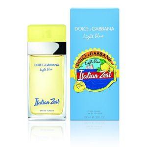 Light Blue Italian Zest Dolce & Gabbana 100 ml