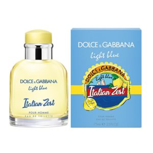 Light Blue Italian Zest Pour Homme Dolce & Gabbana 100 ml