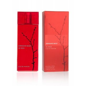 In Red EdP Armand Basi 100 ml