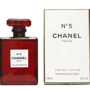 Chanel No 5 Eau de Parfum Red Edition Chanel 100 ml