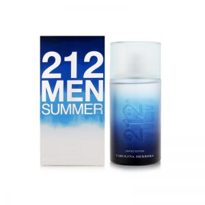 Carolina Herrera «212 Men Summer» 100 ml