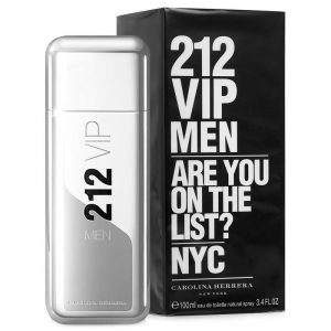 Carolina Herrera «212 VIP Men» 100 ml