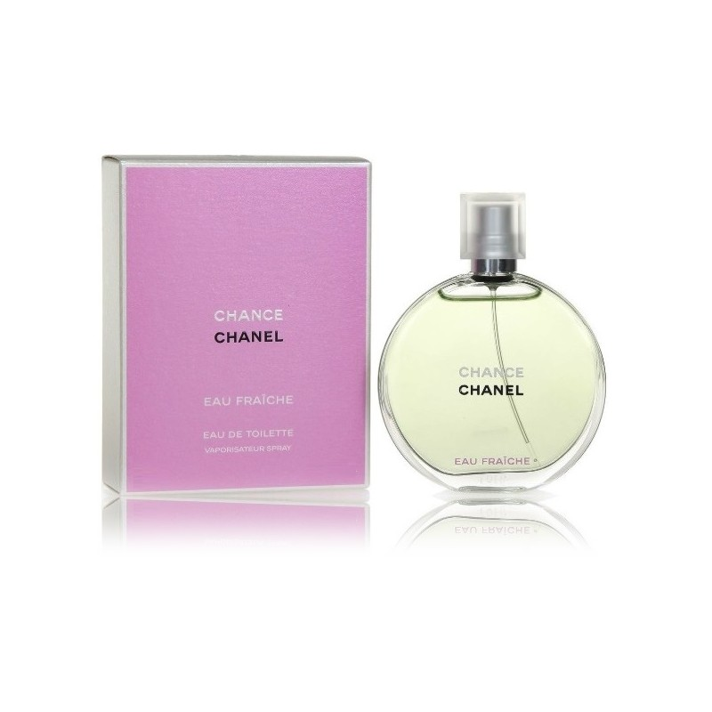 Chanel Chance Eau Fraiche Fresh 100 Ml Aromekz
